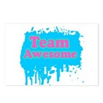 Team Awesome 2 Postcards (Package of 8)