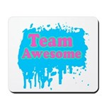Team Awesome 2 Mousepad