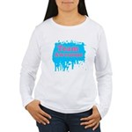 Team Awesome 2 Women's Long Sleeve T-Shirt