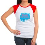 Team Awesome 2 Women's Cap Sleeve T-Shirt