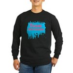 Team Awesome 2 Long Sleeve Dark T-Shirt