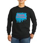 Team Awesome 2 Long Sleeve Dark T-Shirt