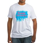 Team Awesome 2 Fitted T-Shirt