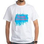 Team Awesome 2 White T-Shirt