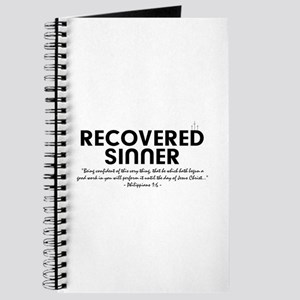 Recovered Sinner Journal