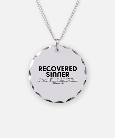Recovered Sinner Necklace