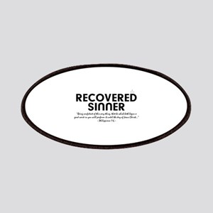 Recovered Sinner Patches