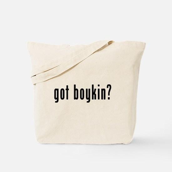 GOT BOYKIN Tote Bag