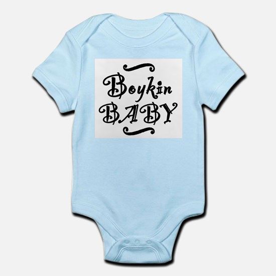 Boykin BABY Infant Bodysuit