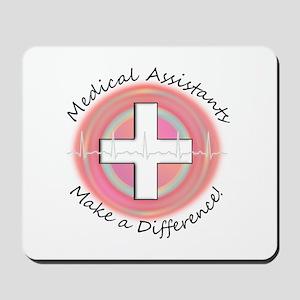 Nursing Assistant Mousepad