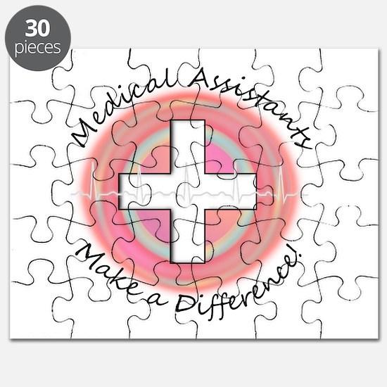 Nursing Assistant Puzzle
