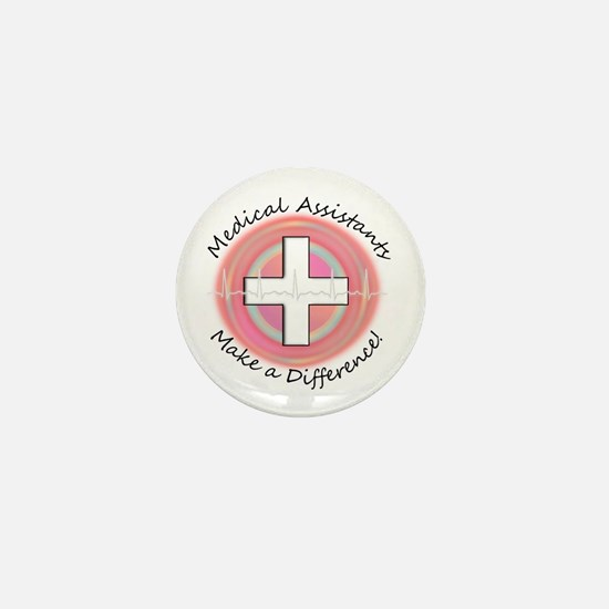 Nursing Assistant Mini Button