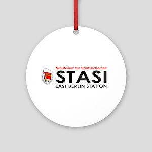 My Stasi Shoppe Ornament (Round)
