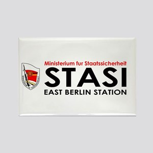 My Stasi Shoppe Rectangle Magnet