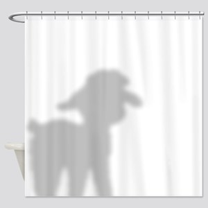 Angora Goat Kid 2 Shower Curtain