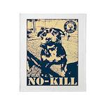 PA-E NO-KILL NKU_OH Throw Blanket