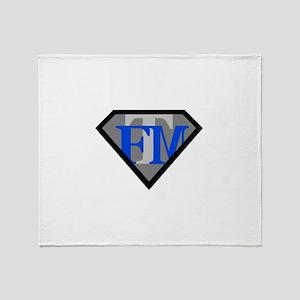FTM Throw Blanket