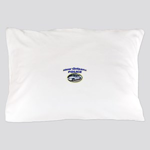 New Orleans Police Department Pillow Case