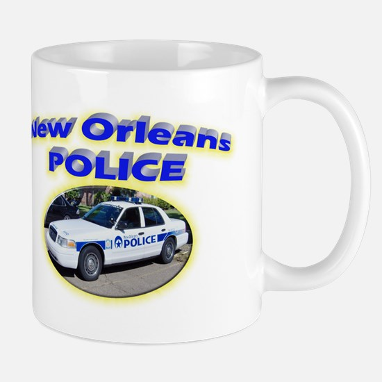New Orleans Police Department Mug