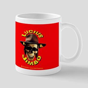 Jimbo Skull Mug