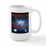 R.A.D Logo Collection Large Mug