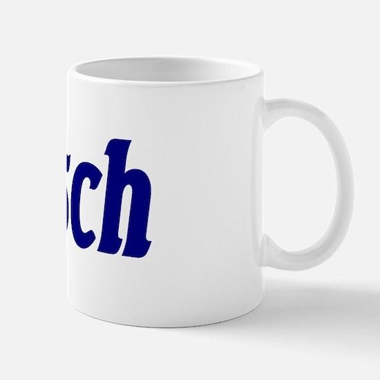 "Jewish ""Mensch"" Mug"
