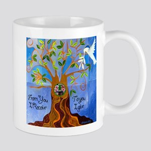Tree of Life Design Mug