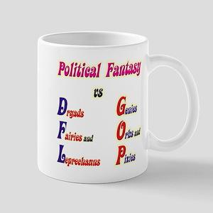 Political Fantasy Mug