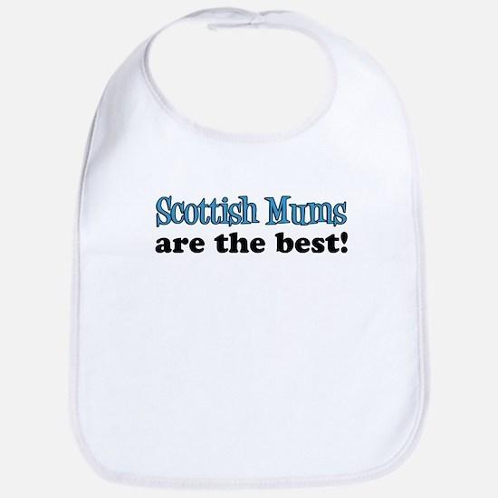 Scottish Mums Are Best Bib