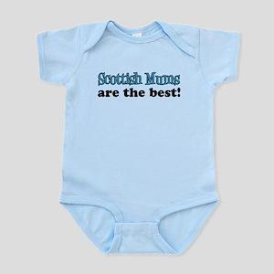 Scottish Mums Are Best Infant Bodysuit