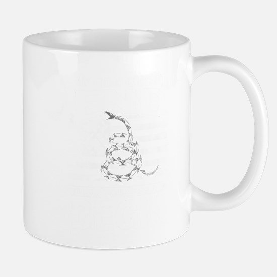 My Rights Don't End Mugs
