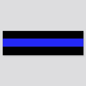 Fallen Police Officer Sticker (Bumper)