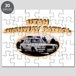 Utah Highway Patrol Puzzle