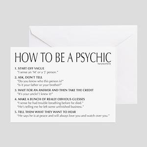 Skeptics7 Greeting Cards (Pk of 20)