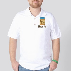 Couples Peanut Butter Made For Golf Shirt
