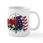 Stars & Roses - Mug
