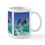 Dolphin & Cow - Mug