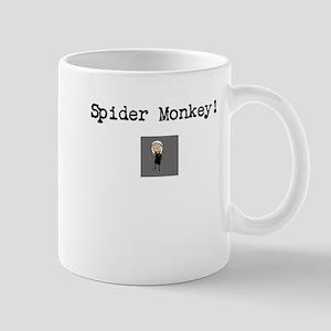 Spider Monkey! Mug