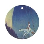 Nielsen's East of Sun Ornament (Round)