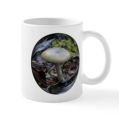 Brown Mushroom/fungi photo Mug