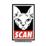 Sticker - SCANN (Rectangle)
