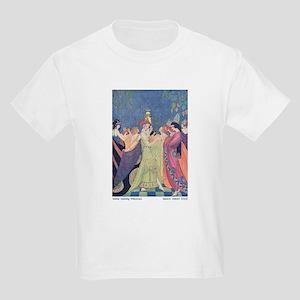 Abbott's Dancing Princesses Kids T-Shirt