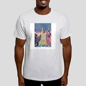 Abbott's Dancing Princesses Ash Grey T-Shirt