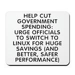 Help cut...Linux - Mousepad