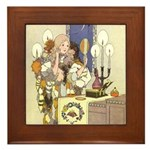 Price's Furball Framed Tile