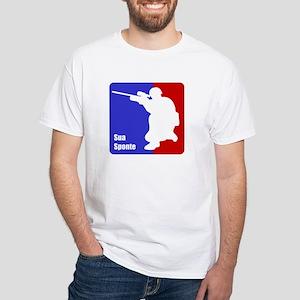 Sniper-ArmyRanger_tBG T-Shirt