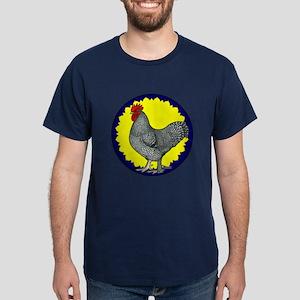 Maline Rooster Dark T-Shirt