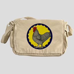 Maline Rooster Messenger Bag