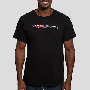 F1 UK White PD T-Shirt