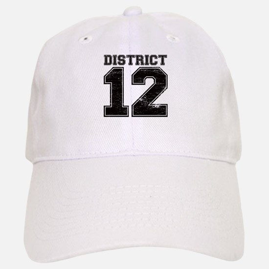 Mellark District 12 Baseball Baseball Cap